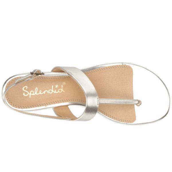 スプレンディッド Splendid レディース ヒール シューズ・靴 Swain Gold Metallic