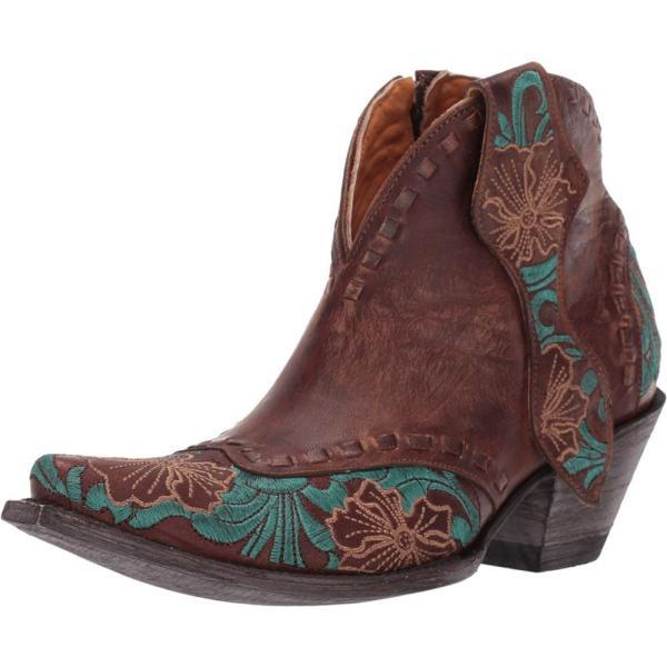 オールド グリンゴ Old Gringo レディース ブーツ シューズ・靴 Erin Short Brass