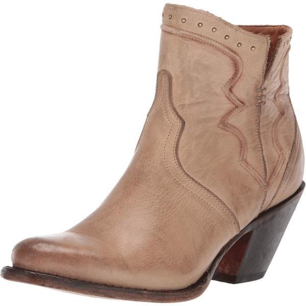 ルケーシー Lucchese レディース ブーツ シューズ・靴 Karla Distressed Bone