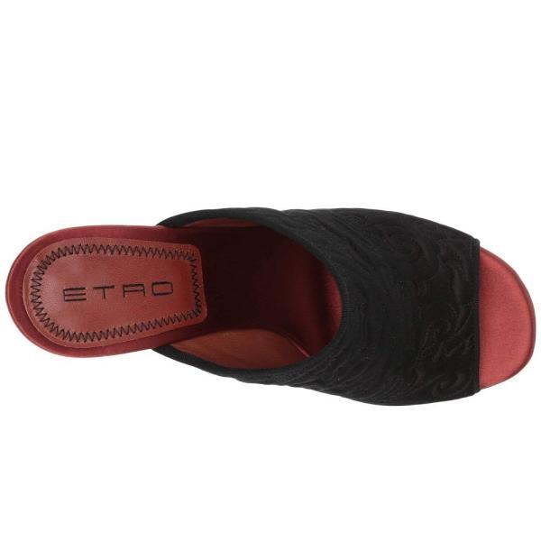 エトロ Etro レディース サンダル・ミュール シューズ・靴 Heeled Sandal Black
