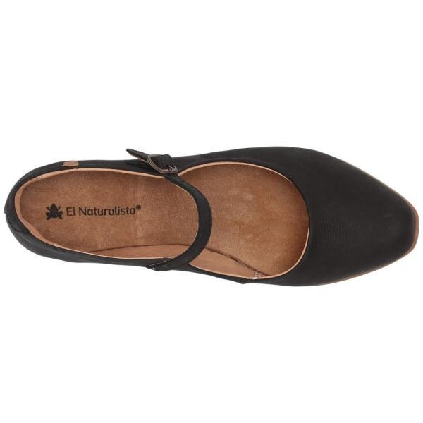 エル ナチュラリスタ El Naturalista レディース スリッポン・フラット シューズ・靴 Stella N5203 Black