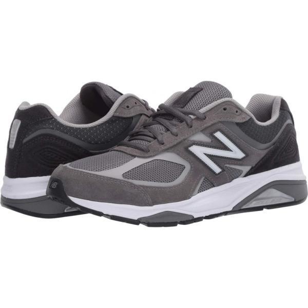 ニューバランス New Balance メンズ ランニング・ウォーキング シューズ・靴 1540v3 Grey/Black