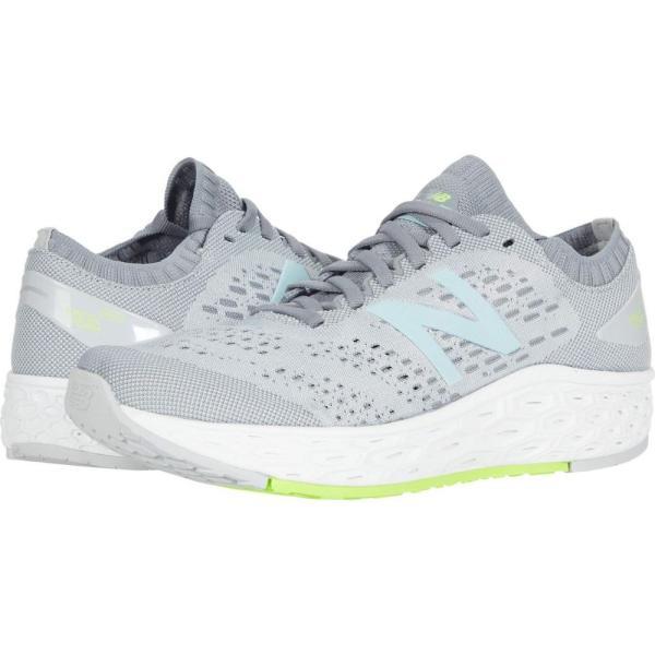 ニューバランス New Balance レディース ランニング・ウォーキング シューズ・靴 Fresh Foam Vongo v4 Light Aluminum/Lime Glo