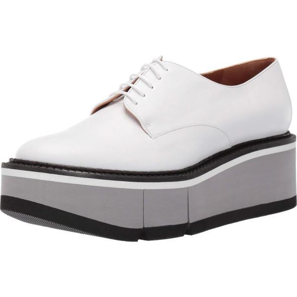 ロベール クレジュリー Clergerie レディース ローファー・オックスフォード シューズ・靴 Barbara1 White Calf