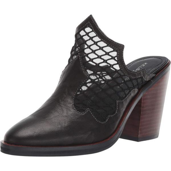 ケルシー ダガー Kelsi Dagger Brooklyn レディース シューズ・靴 Wolf Black