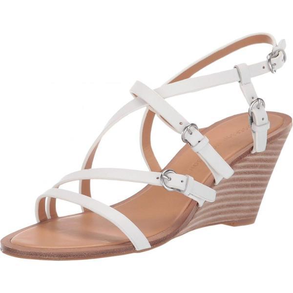 シガーソン モリソン Sigerson Morrison レディース サンダル・ミュール シューズ・靴 Maia White Vachetta
