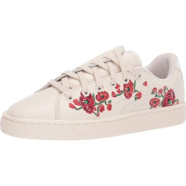 プーマ PUMA レディース スニーカー シューズ・靴 Basket 'Cherry Bombs' Sue Tsai Sneaker Powder Puff/Powder Puff