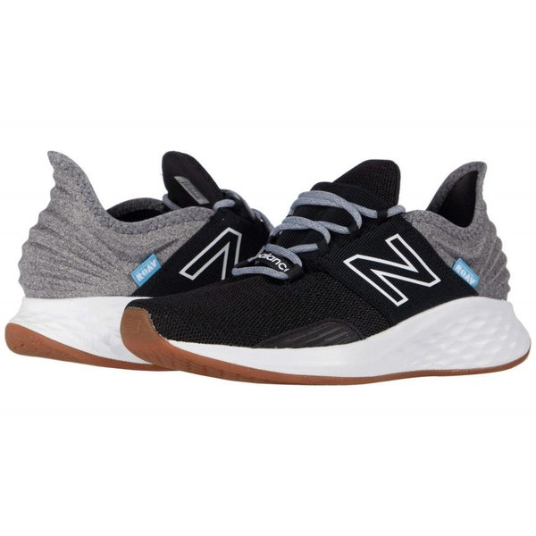 ニューバランス New Balance レディース ランニング・ウォーキング Tシャツ シューズ・靴 Fresh Foam Roav Tee Shirt Black/Light Aluminum