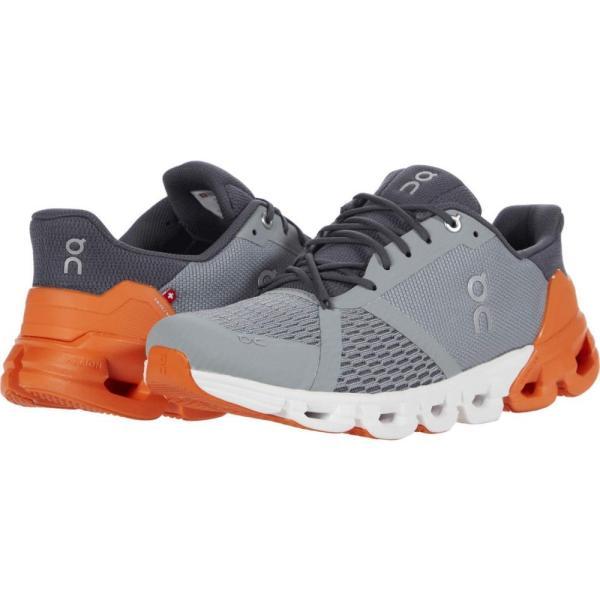 オン On メンズ ランニング・ウォーキング シューズ・靴 Cloudflyer Grey/Orange