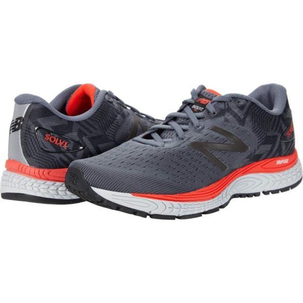 ニューバランス New Balance メンズ ランニング・ウォーキング シューズ・靴 Solvi v2 Lead/Phantom