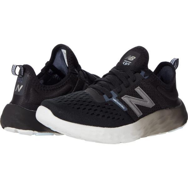 ニューバランス New Balance レディース ランニング・ウォーキング シューズ・靴 Fresh Foam Sport v2 Black/Thunder