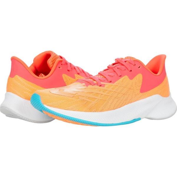 ニューバランス New Balance レディース ランニング・ウォーキング シューズ・靴 FuelCell Prism Vivid Coral/Citrus Punch