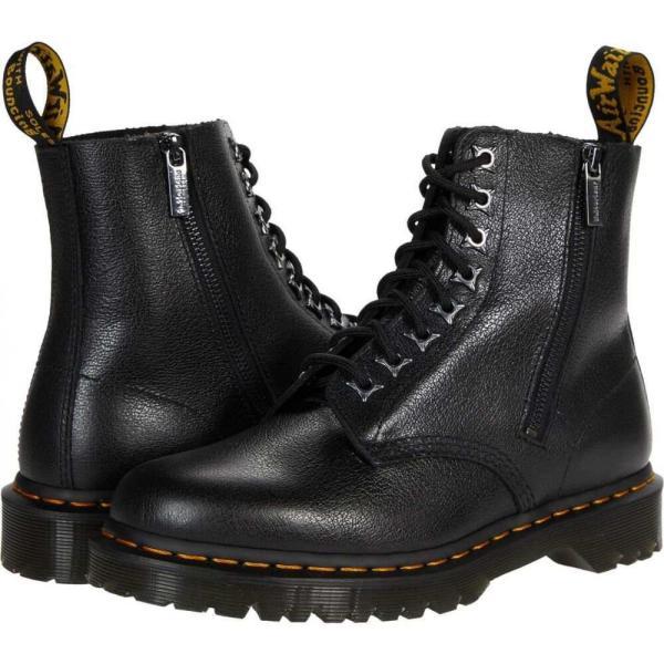 ドクターマーチン Dr. Martens レディース ブーツ シューズ・靴 1460 Pascal Zip Black