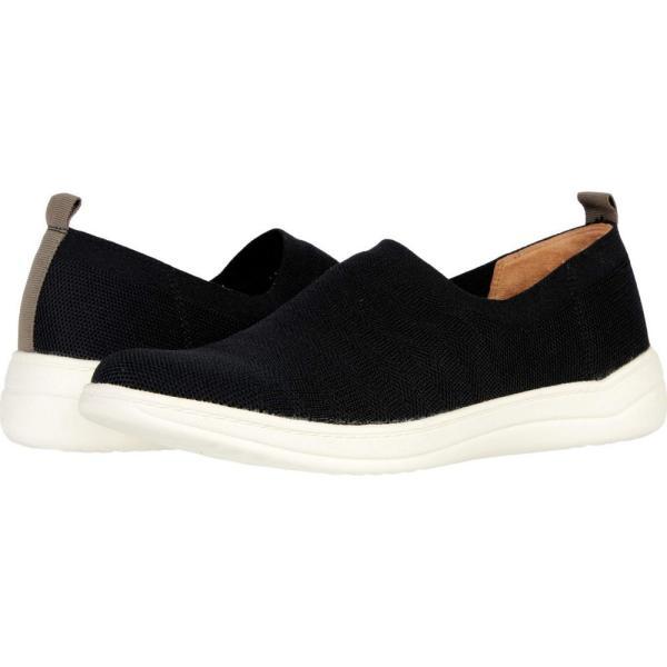 ライフストライド LifeStride レディース スニーカー シューズ・靴 Energy Black Knit