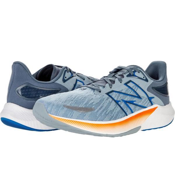 ニューバランス New Balance メンズ ランニング・ウォーキング シューズ・靴 FuelCell Propel v3 Light Slate/Dynomite