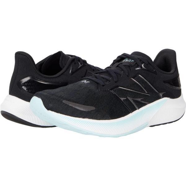 ニューバランス New Balance レディース ランニング・ウォーキング シューズ・靴 FuelCell Propel v3 Black/Pale Blue Chill
