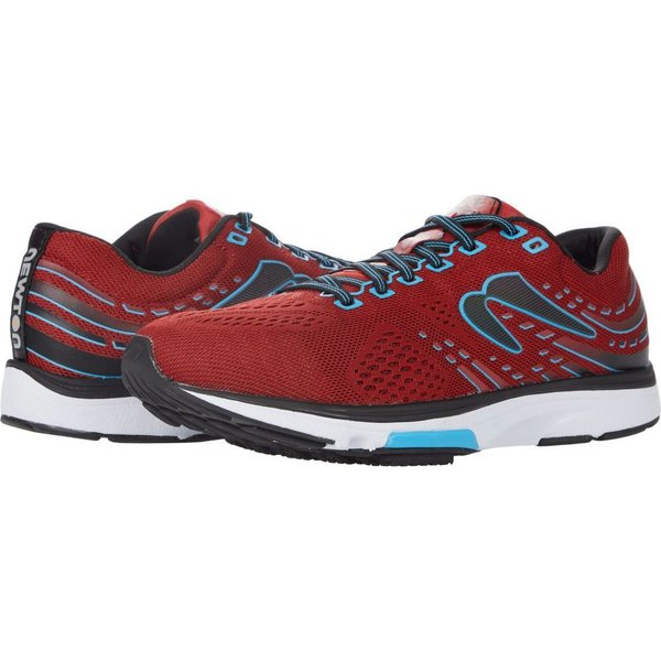ニュートンランニング Newton Running メンズ ランニング・ウォーキング シューズ・靴 Kismet 7 Maroon/Blue