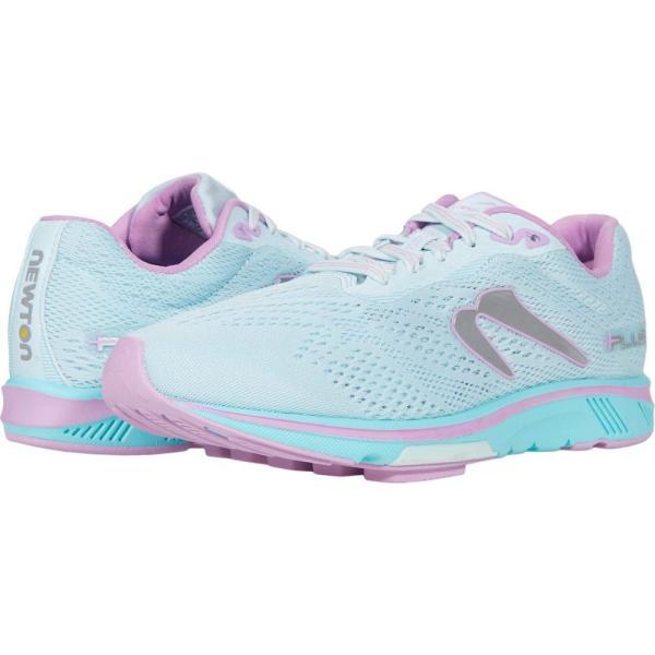 ニュートンランニング Newton Running レディース ランニング・ウォーキング シューズ・靴 Gravity+ Sky Blue/Pink