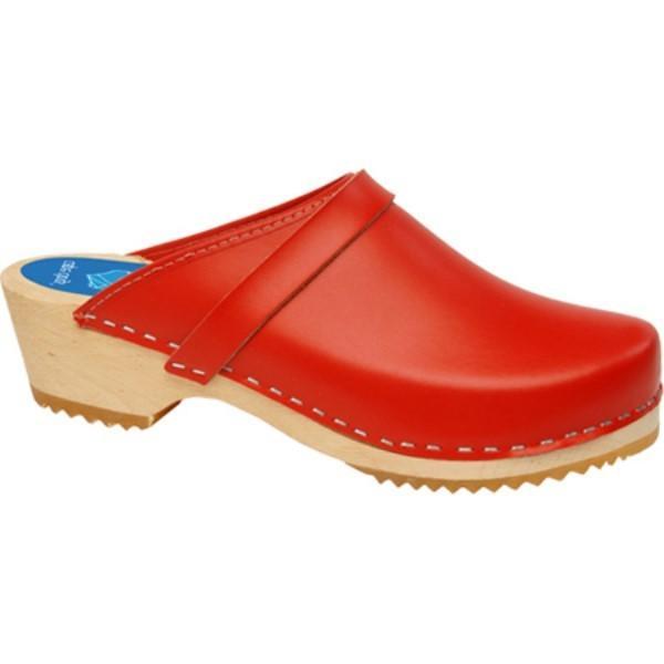 ケープクロッグス Cape Clogs レディース シューズ・靴 クロッグ Solids Holiday Red