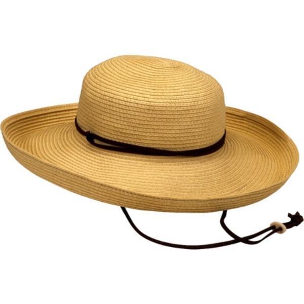 パントロピック レディース 帽子 Gardener Simone Natural