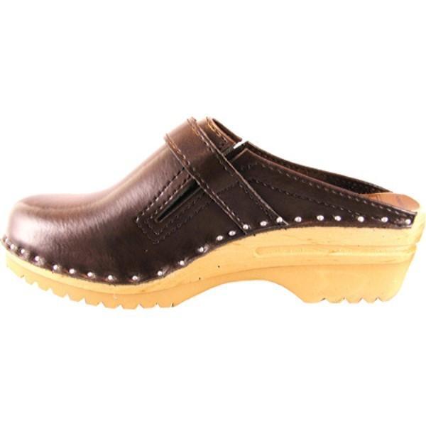 トロエントープ Troentorp Bastad Clogs レディース シューズ・靴 クロッグ Raphael Cola