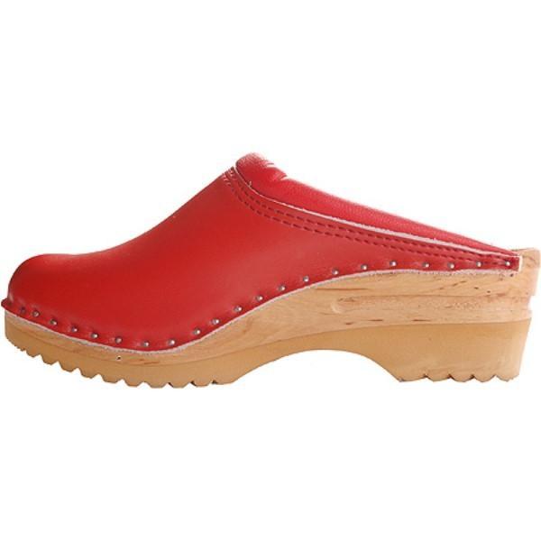 トロエントープ Troentorp Bastad Clogs レディース シューズ・靴 クロッグ O'Keefe Red