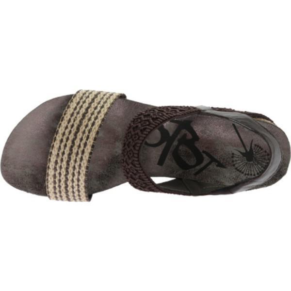 オーティービーティー OTBT レディース シューズ・靴 パンプス Bushnell Dark Brown Fabric