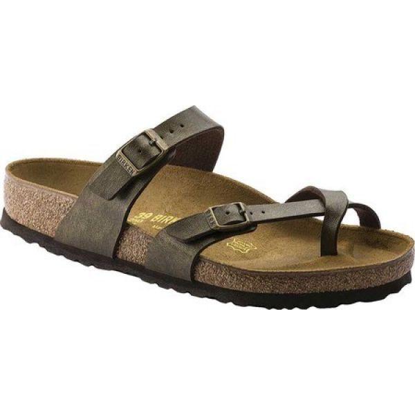 ビルケンシュトック Birkenstock レディース シューズ・靴 Mayari Birko Flor Golden Brown