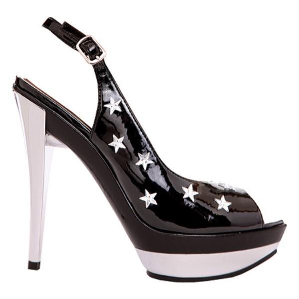 エリー Ellie レディース シューズ・靴 パンプス Skylar-515 Black/Silver PU