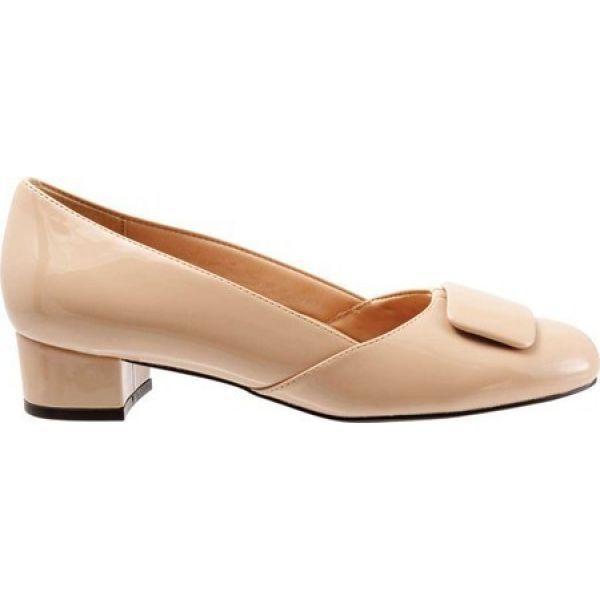 トロッターズ Trotters レディース パンプス シューズ・靴 Delse Pump Nude Patent