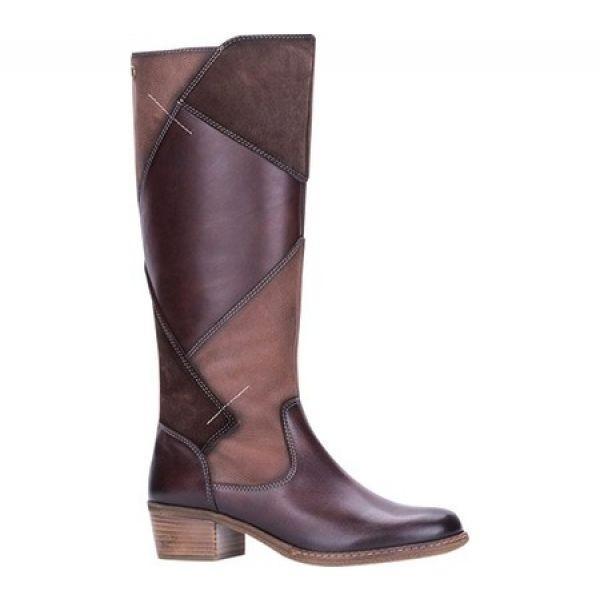 ピコリノス Pikolinos レディース ブーツ シューズ・靴 Zaragoza Knee High Boot W9H-9631 Olmo Leather