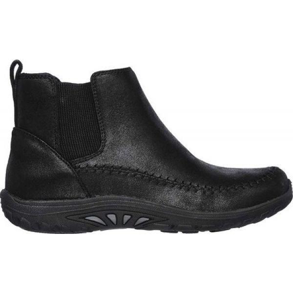 スケッチャーズ Skechers レディース ブーツ シューズ・靴 Relaxed Fit Reggae Fest Campout Ankle Boot Black|fermart-shoes|02