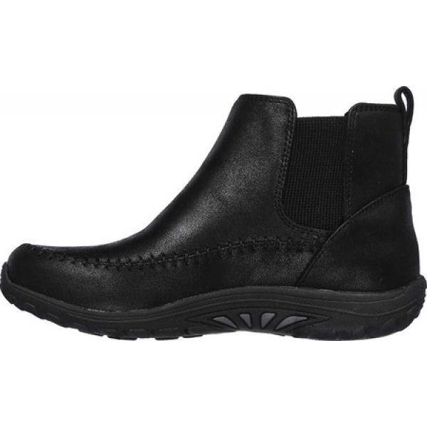 スケッチャーズ Skechers レディース ブーツ シューズ・靴 Relaxed Fit Reggae Fest Campout Ankle Boot Black|fermart-shoes|03