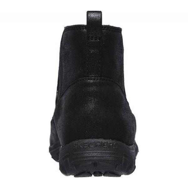 スケッチャーズ Skechers レディース ブーツ シューズ・靴 Relaxed Fit Reggae Fest Campout Ankle Boot Black|fermart-shoes|04