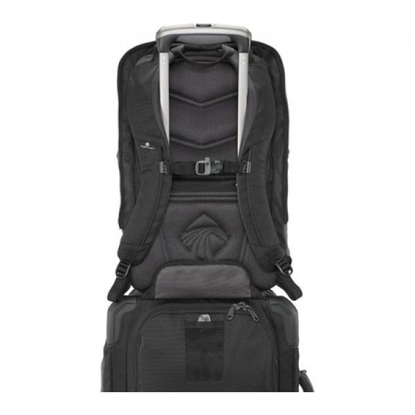 エーグルクリーク Eagle Creek レディース スーツケース・キャリーバッグ バッグ Switchback International Carry-On Suitcase Asphalt Black