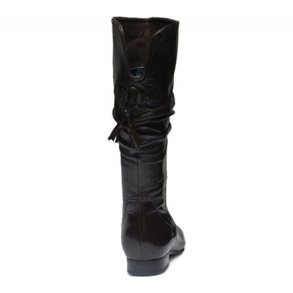 スプリングステップ Spring Step レディース ブーツ シューズ・靴 Montague Boot Dark Brown Leather