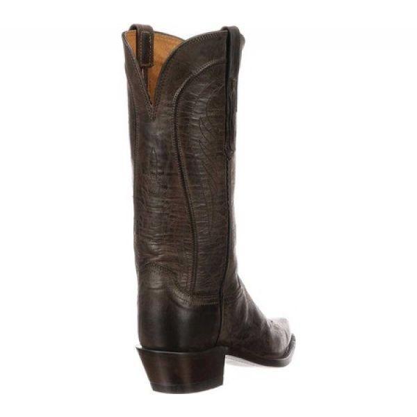 ルケーシー Lucchese Bootmaker レディース ブーツ シューズ・靴 Willa 5 Toe Cowgirl Boot Antique Chocolate Goatskin