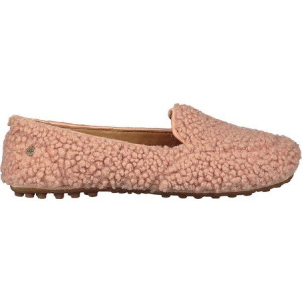 アグ UGG レディース ローファー・オックスフォード シューズ・靴 Hailey Fluff Loafer Suntan Sheepskin