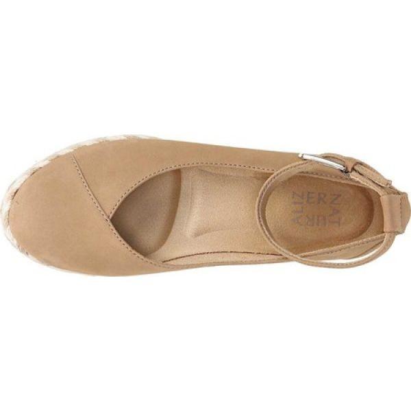 ナチュラライザー Naturalizer レディース エスパドリーユ シューズ・靴 Talila Espadrille Toasted Barley Nubuck