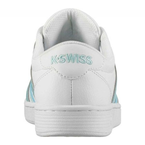 ケースイス K-Swiss レディース スニーカー シューズ・靴 Court Pro II CMF Sneaker White/Aqua Haze/Soothing Sea