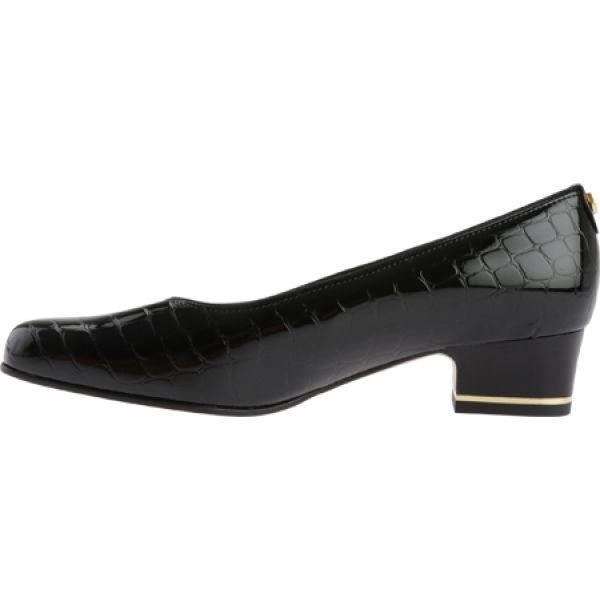 アラ レディース ローファー・オックスフォード シューズ・靴 Gada 41859 Black Croco