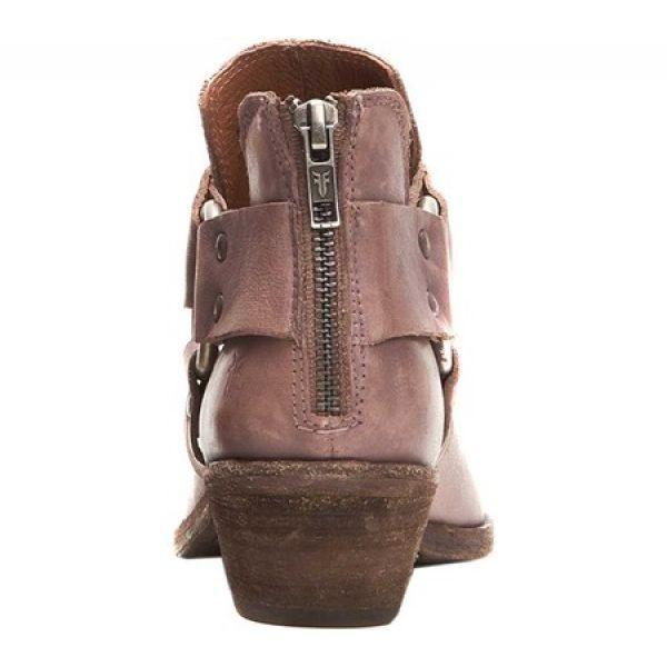 フライ Frye レディース ブーツ シューズ・靴 Ray Back Zip Harness Boot Lilac Leather