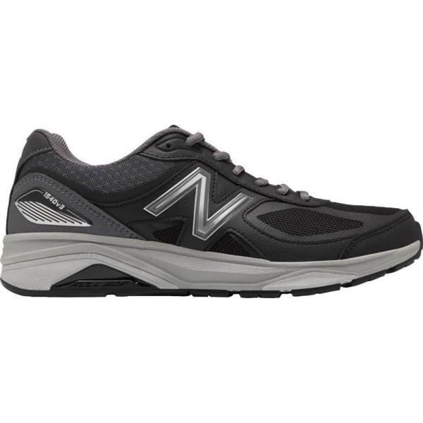 ニューバランス New Balance メンズ ランニング・ウォーキング スニーカー シューズ・靴 1540v3 Motion Running Sneaker Black/Castlerock