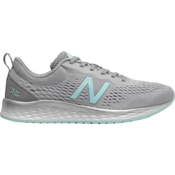 ニューバランス New Balance レディース ランニング・ウォーキング スニーカー シューズ・靴 Fresh Foam Arishi v3 Running Sneaker Grey/Teal