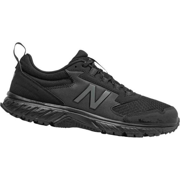 ニューバランス New Balance メンズ ランニング・ウォーキング シューズ・靴 510v5 Trail Running Shoe Black/Castlerock/Black