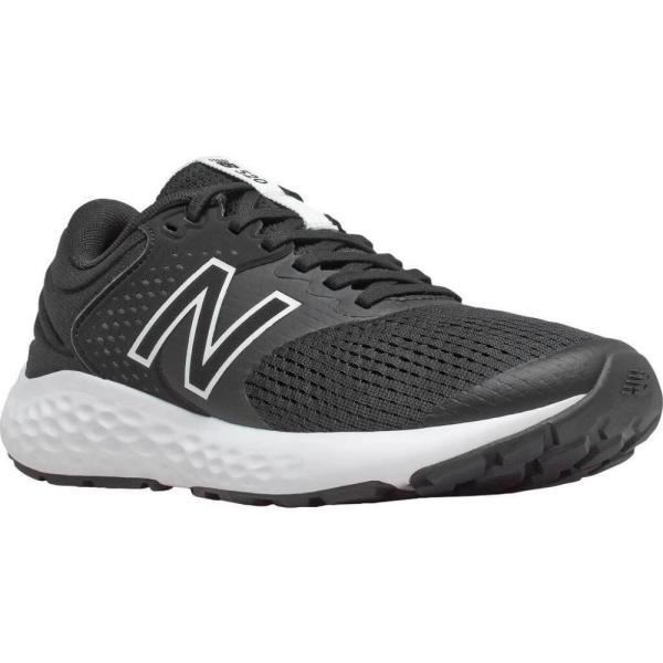 ニューバランス New Balance レディース ランニング・ウォーキング スニーカー シューズ・靴 520v7 Running Sneaker Black/White