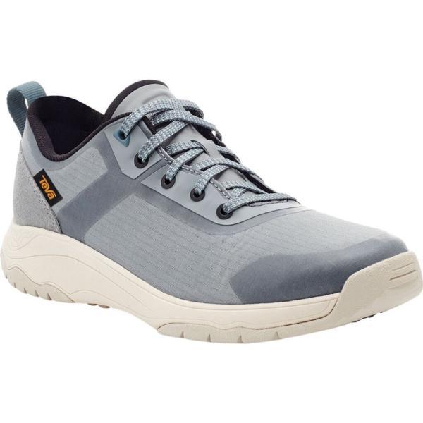 テバ Teva レディース ハイキング・登山 ローカット スニーカー シューズ・靴 Gateway Low Hiking Sneaker Griffin Recycled Polyester/Suede