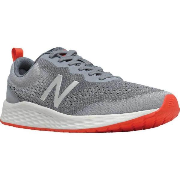 ニューバランス New Balance メンズ ランニング・ウォーキング スニーカー シューズ・靴 Fresh Foam Arishi v3 Running Sneaker Light Cyclone/Ocean Grey