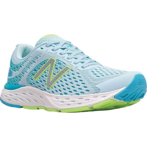 ニューバランス New Balance レディース ランニング・ウォーキング シューズ・靴 680v6 Running Shoe Grey/Blue