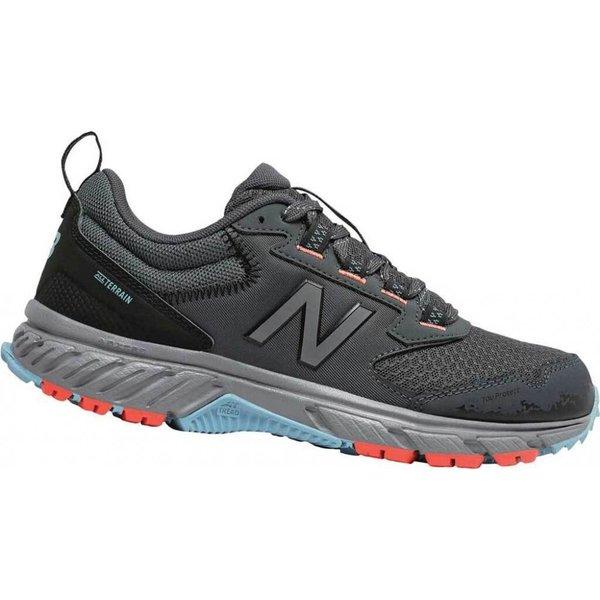 ニューバランス New Balance レディース ランニング・ウォーキング シューズ・靴 510v5 Trail Running Shoe Gunmetal/Wax Blue/Toro Red